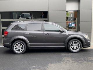2014 Dodge Journey JC MY15 R/T Grey 6 Speed Automatic Wagon.