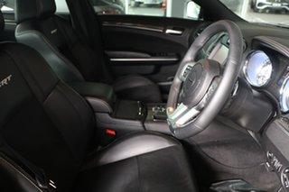 2012 Chrysler 300 LX MY13 SRT-8 Black 5 Speed Sports Automatic Sedan
