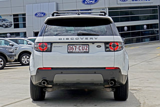 2017 Land Rover Discovery Sport L550 17MY TD4 150 SE Polaris White 9 Speed Sports Automatic Wagon