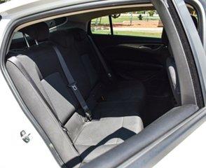 2018 Holden Commodore ZB MY19 LT Liftback White 9 Speed Sports Automatic Liftback