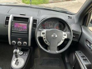 2012 Nissan X-Trail T31 Series IV TL Grey 6 Speed Sports Automatic Wagon.