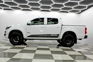 2016 Holden Colorado RG MY17 LS (4x2) White 6 Speed Automatic Crew Cab Pickup