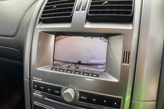 2011 Ford Territory SY MkII TS Limited Edition (RWD) Black 4 Speed Auto Seq Sportshift Wagon