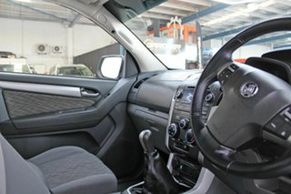 2013 Holden Colorado RG MY14 LX (4x2) White 6 Speed Manual Crew Cab Chassis