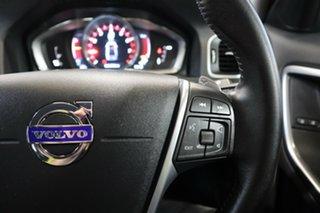 2016 Volvo S60 F Series MY16 T4 Adap Geartronic Luxury White 6 Speed Sports Automatic Sedan