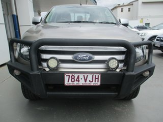2014 Ford Ranger PX XLS 3.2 (4x4) Gold 6 Speed Automatic Double Cab Pick Up