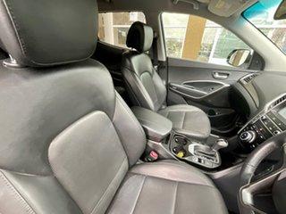2016 Hyundai Santa Fe DM3 MY16 Elite White 6 Speed Sports Automatic Wagon