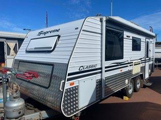2016 Supreme Classic Caravan.