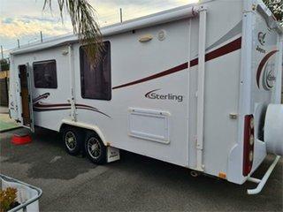 2011 Jayco Sterling Caravan.