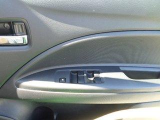 2014 Mitsubishi Mirage Green Automatic Hatchback