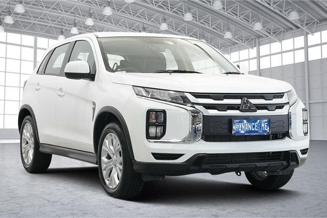 Used Mitsubishi ASX XD MY20 ES 2WD Victoria Park, 2019 Mitsubishi ASX XD MY20 ES 2WD White 1 Speed Constant Variable Wagon