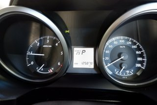 2013 Toyota Landcruiser Prado KDJ150R GX White 5 Speed Sports Automatic Wagon