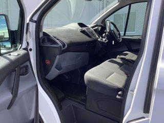 2016 Ford Transit Custom VN 330L Low Roof LWB White 6 Speed Manual Van