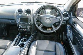 2008 Mercedes-Benz M-Class W164 MY08 ML63 AMG Black 7 Speed Sports Automatic Wagon