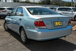 2005 Toyota Camry ACV36R MY06 Altise Blue 4 Speed Automatic Sedan.