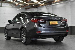 2017 Mazda 6 GL1031 GT SKYACTIV-Drive Grey 6 Speed Sports Automatic Sedan