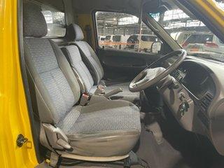 2003 Kia Pregio CT Yellow 5 Speed Manual Van