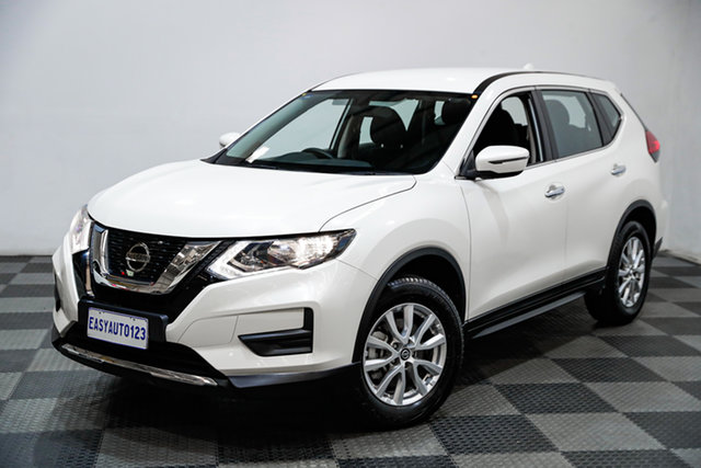 Used Nissan X-Trail T32 Series II ST X-tronic 2WD Edgewater, 2019 Nissan X-Trail T32 Series II ST X-tronic 2WD White 7 Speed Constant Variable Wagon