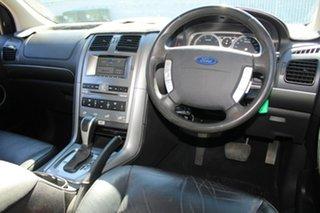 2010 Ford Territory SY MkII TS Limited Edition (4x4) Green 6 Speed Auto Seq Sportshift Wagon