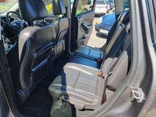 2016 Ford Kuga TF MY16.5 Titanium AWD Grey 6 Speed Sports Automatic Wagon