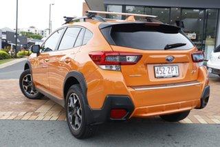 2019 Subaru XV G5X MY20 2.0i Premium Lineartronic AWD Orange 7 Speed Constant Variable Wagon.