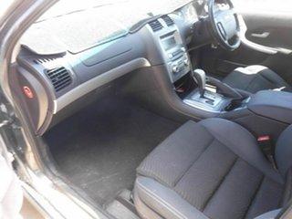 2007 Ford Falcon BF Mk II XR6 Charcoal 4 Speed Sports Automatic Sedan