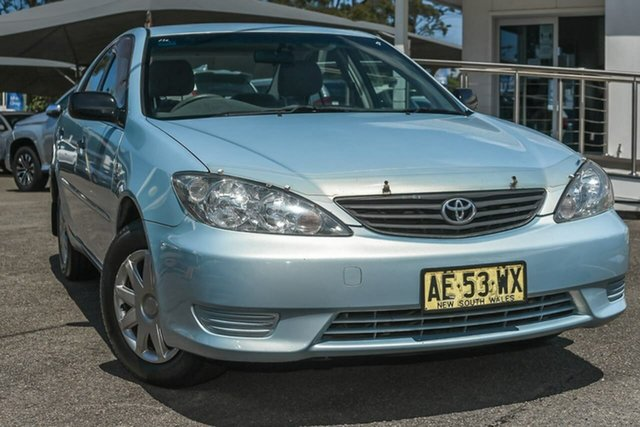 Used Toyota Camry ACV36R MY06 Altise North Gosford, 2005 Toyota Camry ACV36R MY06 Altise Blue 4 Speed Automatic Sedan