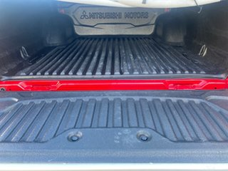 2019 Mitsubishi Triton MR MY20 GLS Double Cab Red 6 Speed Sports Automatic Utility