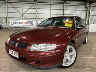 2000 Holden Commodore VX Executive Red 4 Speed Automatic Sedan.