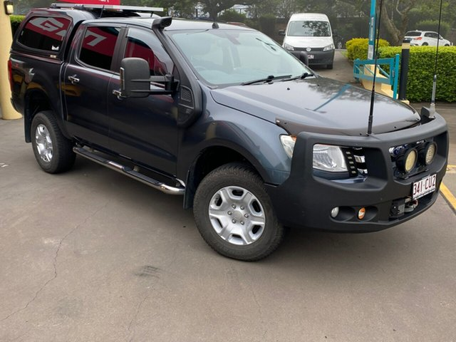 Used Ford Ranger PX XLT 3.2 (4x4) Toowoomba, 2015 Ford Ranger PX XLT 3.2 (4x4) Grey 6 Speed Automatic Double Cab Pick Up