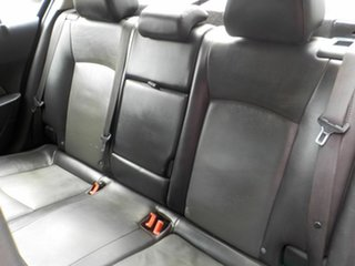 2010 Holden Cruze JG CDX Red 6 Speed Sports Automatic Sedan