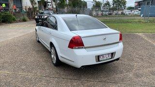 2007 Holden Caprice WM White 5 Speed Auto Active Select Sedan