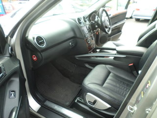 2005 Mercedes-Benz ML350 Silver Automatic Wagon