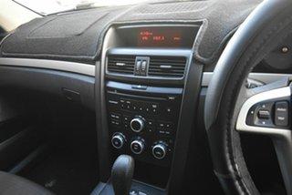 2008 Holden Commodore VE MY09 SV6 Sportwagon Silver 5 Speed Sports Automatic Wagon
