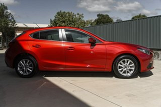 2015 Mazda 3 BM5476 Maxx SKYACTIV-MT Red 6 Speed Manual Hatchback.