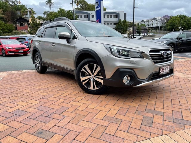 Used Subaru Outback B6A MY18 2.5i CVT AWD Premium Newstead, 2018 Subaru Outback B6A MY18 2.5i CVT AWD Premium Tungsten Metal 7 Speed Constant Variable Wagon