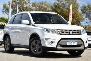 2017 Suzuki Vitara LY RT-S 2WD White 6 Speed Sports Automatic Wagon.