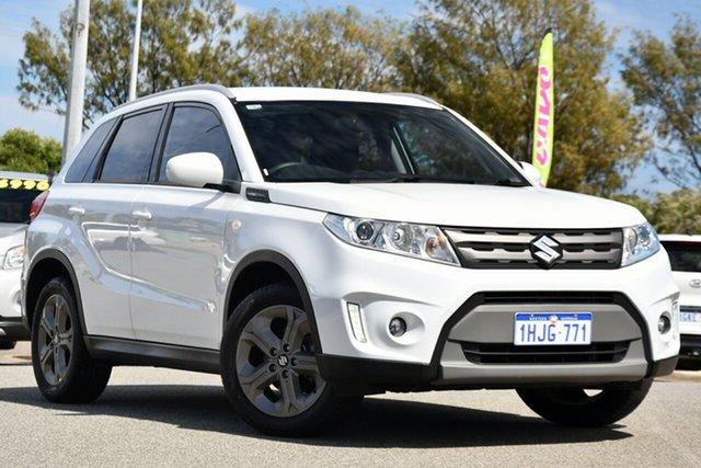Used Suzuki Vitara LY RT-S 2WD Clarkson, 2017 Suzuki Vitara LY RT-S 2WD White 6 Speed Sports Automatic Wagon
