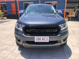 2020 Ford Ranger PX MkIII 2021.25MY XLT Grey 6 Speed Sports Automatic Double Cab Pick Up.