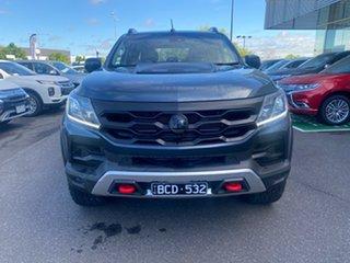 2018 Holden Special Vehicles Colorado RG MY19 SportsCat+ Pickup Crew Cab Grey 6 Speed.