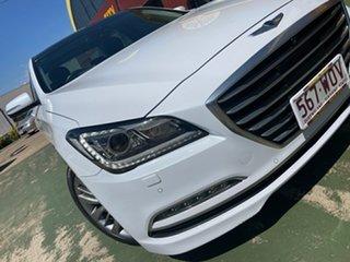 2015 Hyundai Genesis DH Ultimate Pack White 8 Speed Sports Automatic Sedan.