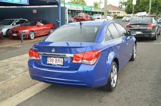 2016 Holden Cruze JH MY16 Z-Series Blue 6 Speed Automatic Sedan.