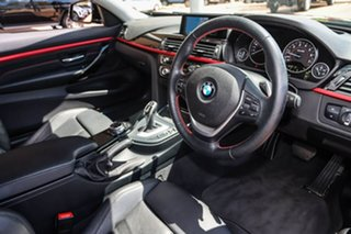 2014 BMW 4 Series F32 420i Modern Line Black 8 Speed Sports Automatic Coupe