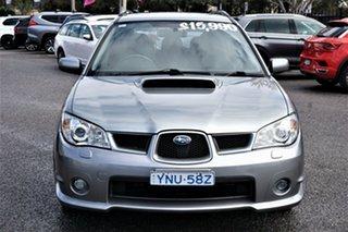 2006 Subaru Impreza S MY06 WRX AWD Silver 5 Speed Manual Hatchback.