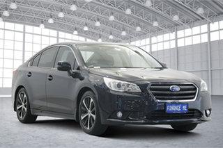 2016 Subaru Liberty B6 MY16 2.5i CVT AWD Grey 6 Speed Constant Variable Sedan.