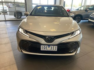 2019 Toyota Camry ASV70R Ascent Silver, Chrome 6 Speed Sports Automatic Sedan.