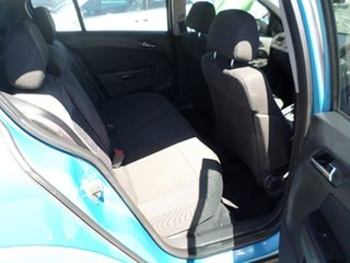 2006 Holden Astra Blue Automatic Hatchback