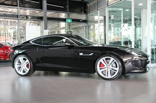 2016 Jaguar F-TYPE X152 MY17 Coupe S Black 8 Speed Sports Automatic Coupe