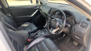 2012 Mazda CX-5 Grand Tourer (4x4) White 6 Speed Automatic Wagon