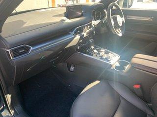 2021 Mazda CX-8 KG2WLA Touring SKYACTIV-Drive FWD Deep Crystal Blue 6 Speed Sports Automatic Wagon